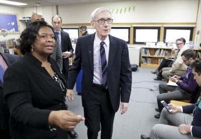 Tony Evers entrepreneurship