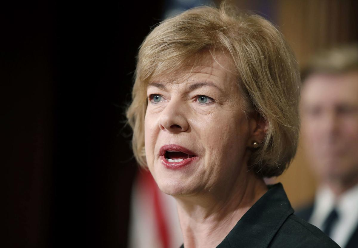 U.S. Sen. Tammy Baldwin, D-Madison
