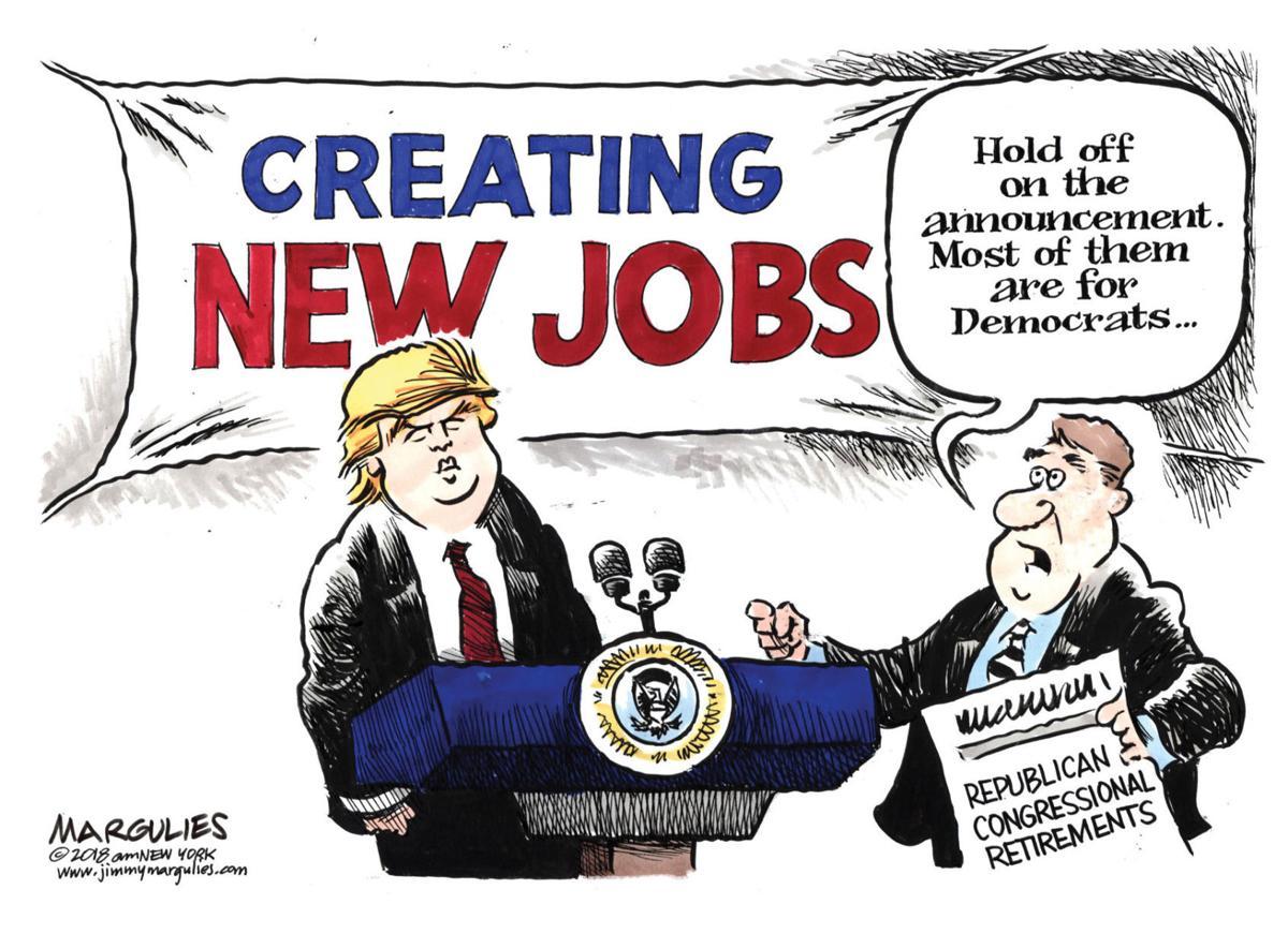 Republican Political Cartoons 2018 | secondtofirst com