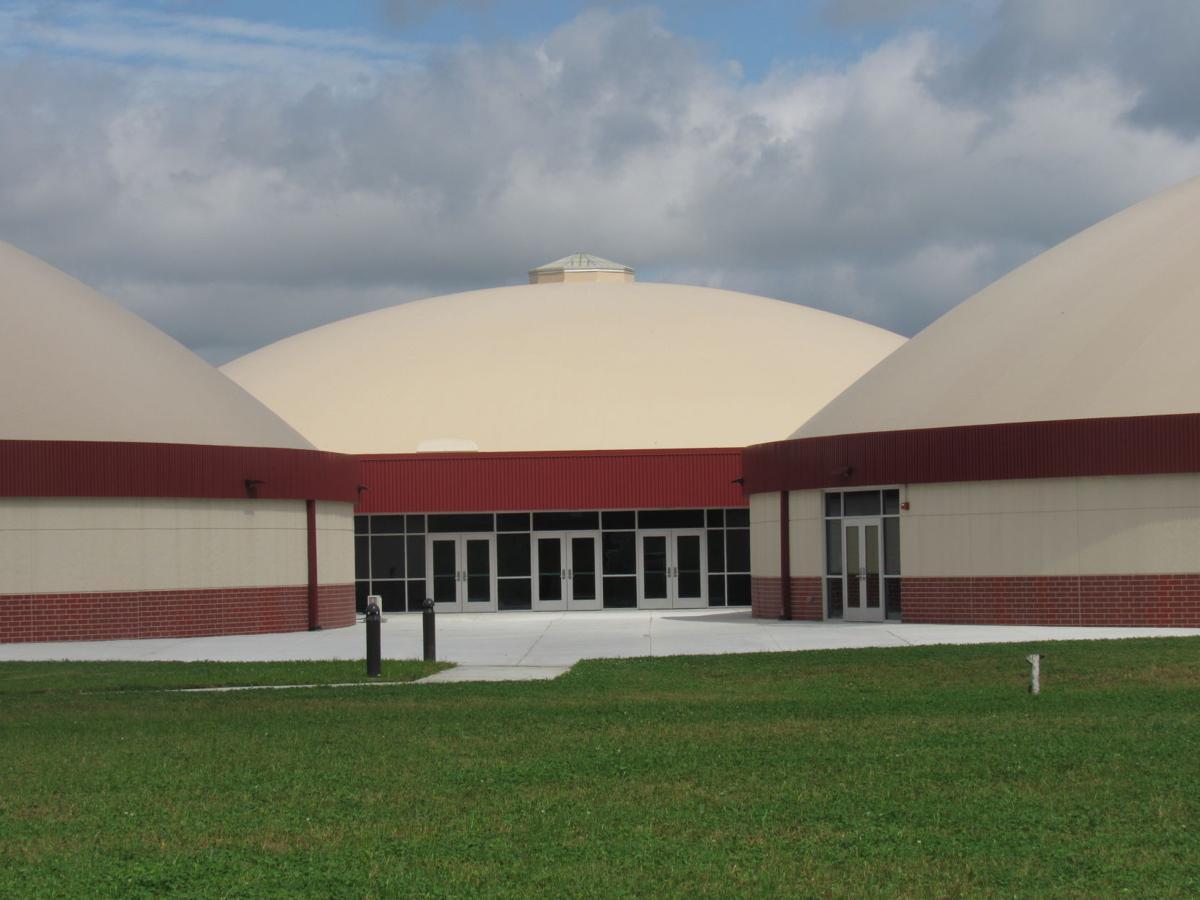 Johnson Creek Domes