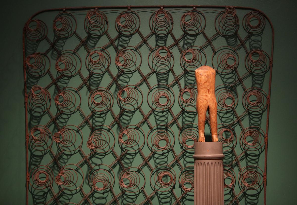 Sculpture by Natasha Nicholson
