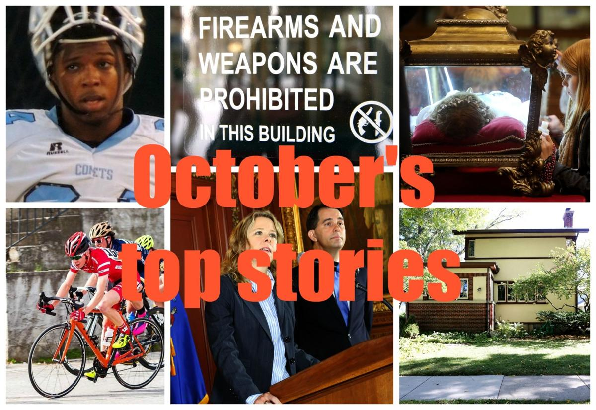 Top October stories