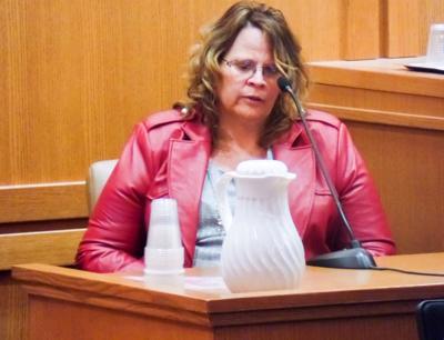 Meichelle Goss testimony