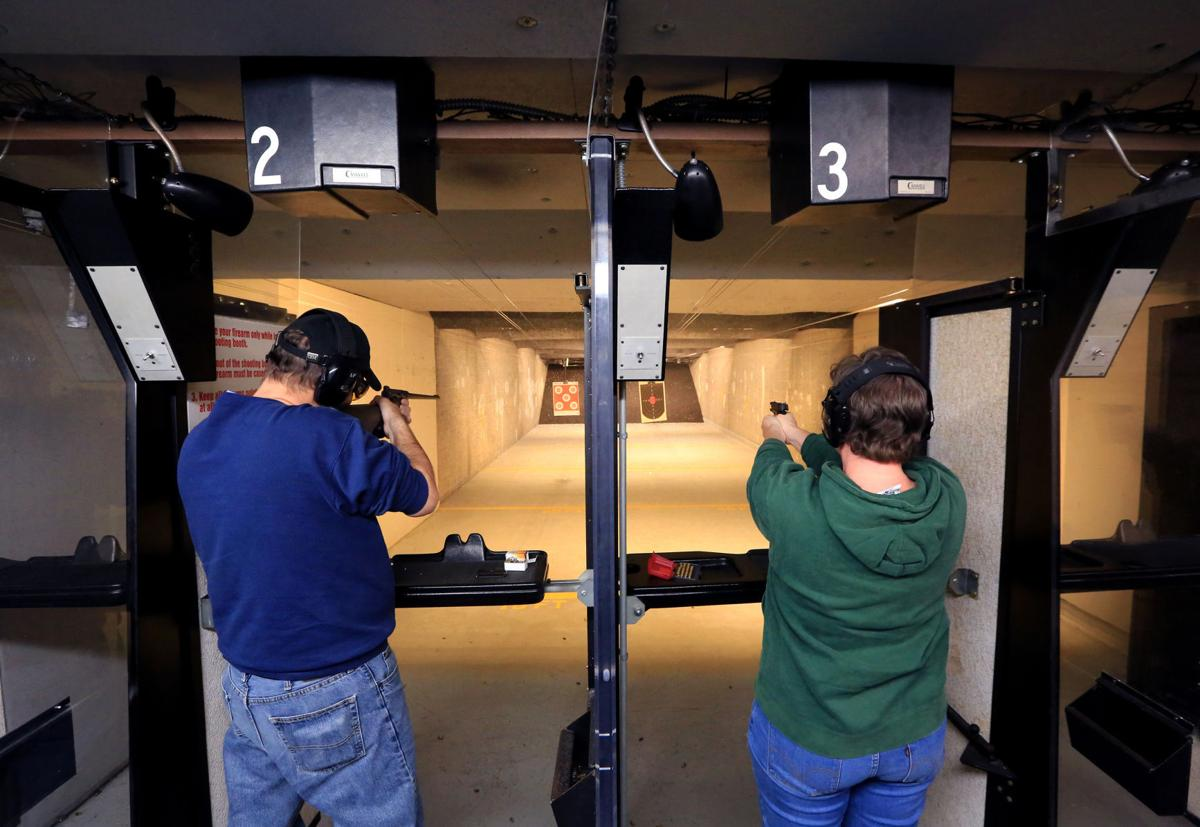 Deerfield shooting range