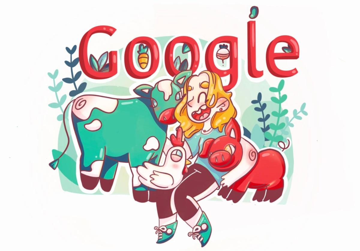 madison 8th grader among 54 state winners in doodle for google contest local education madison com doodle for google contest