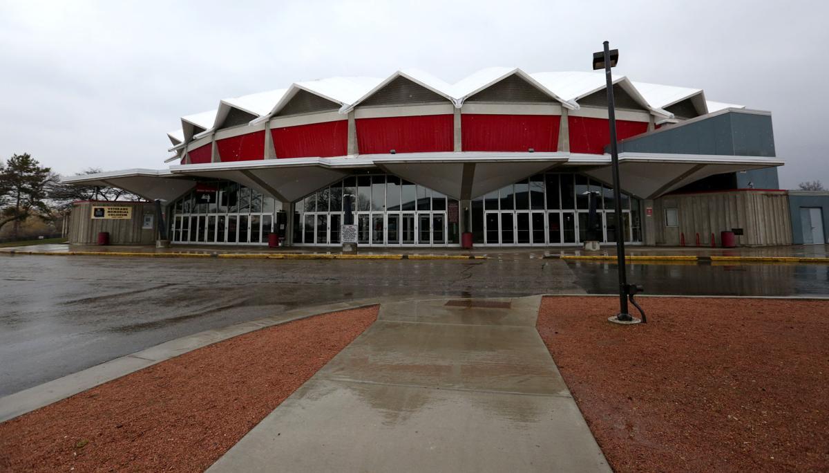 Alliant Energy Center Coliseum (copy)