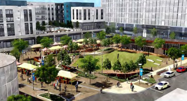 Madison Yards rendering