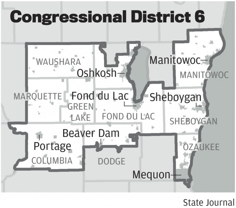 Candidate profiles: 6th Congressional District | Wisconsin ...