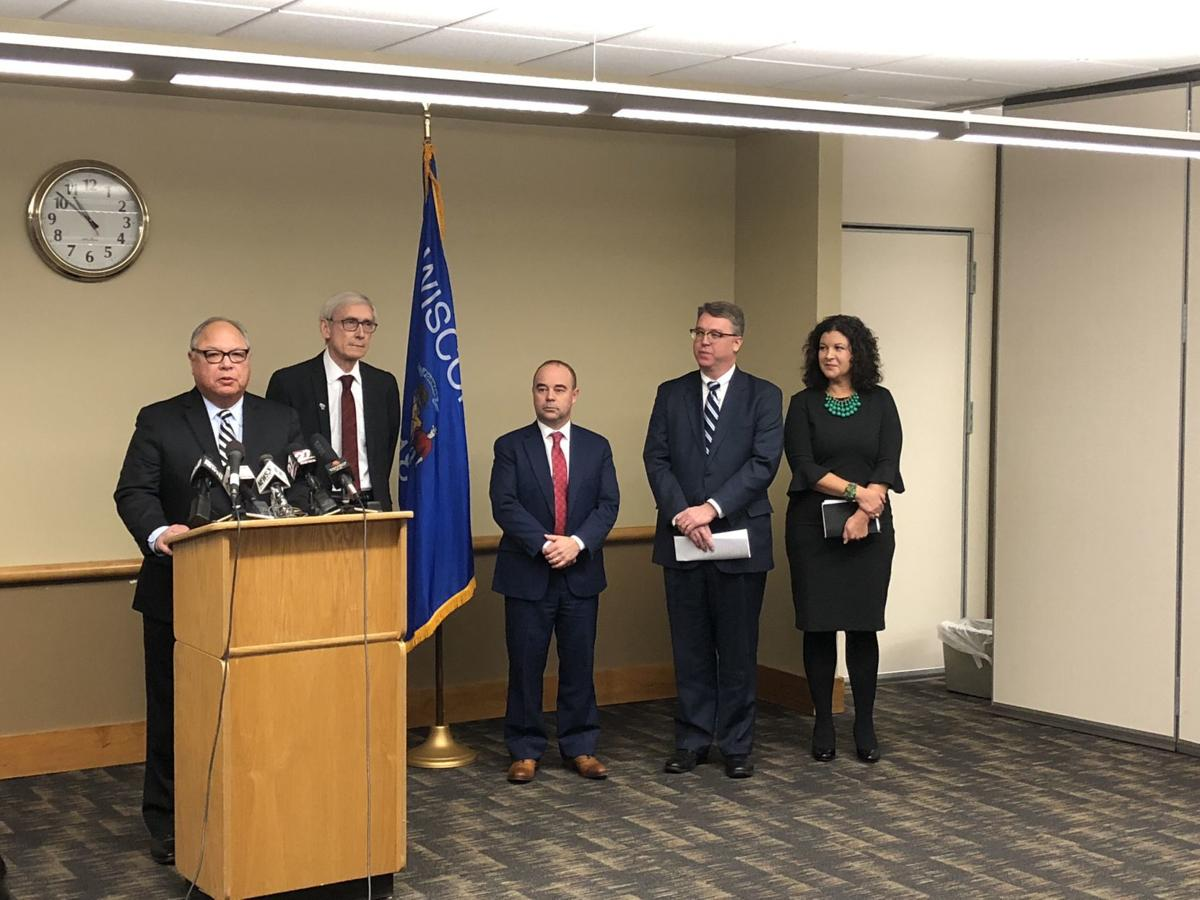 Tony Evers announces four cabinet picks