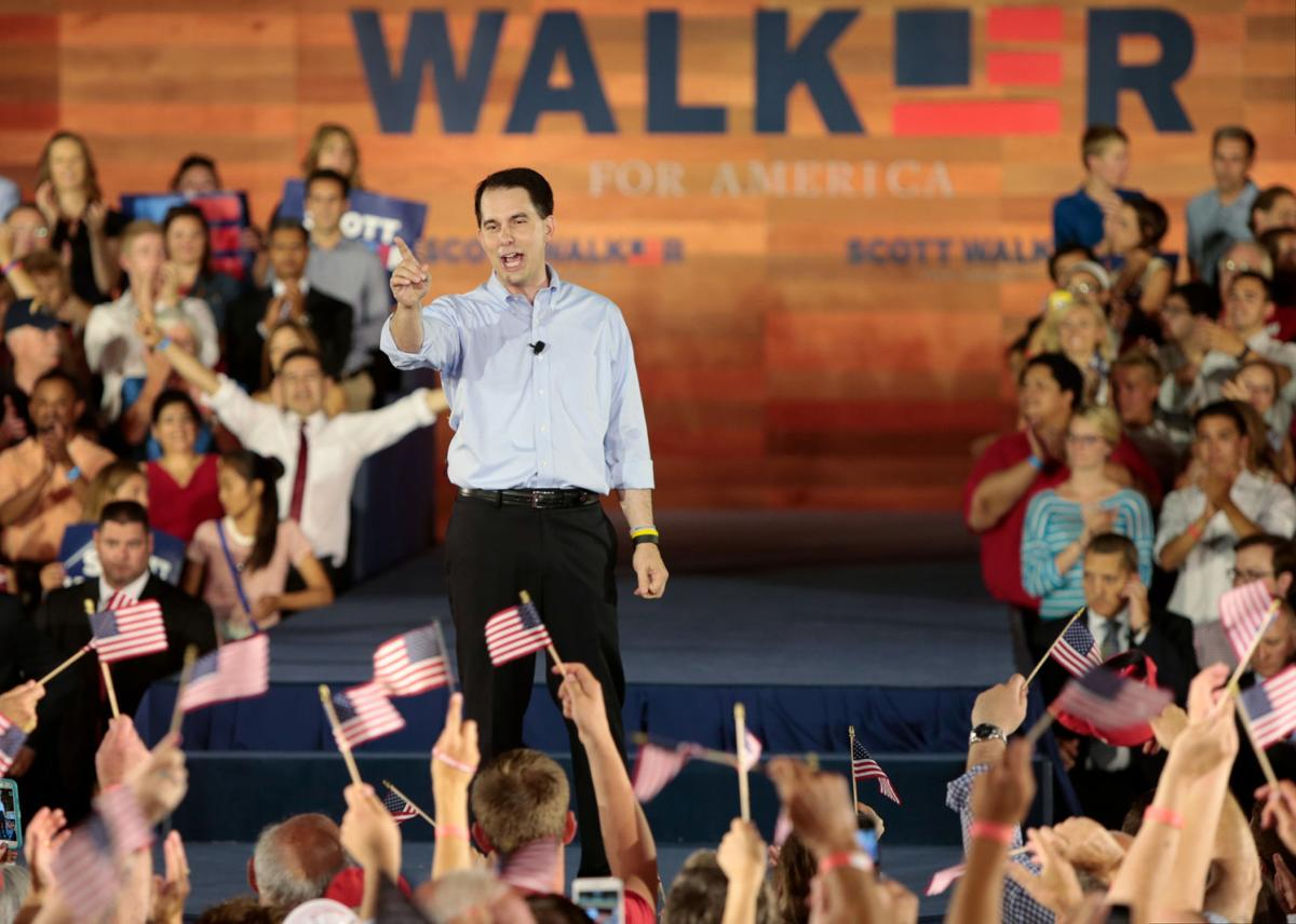 "Scott Walker vows to ""fight and win"""