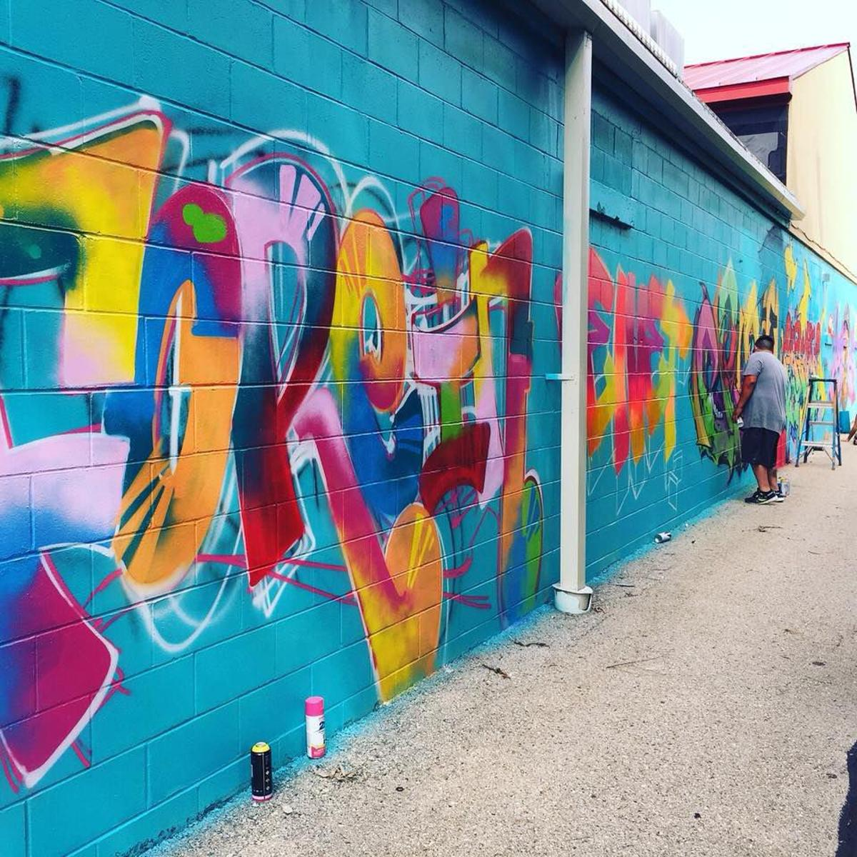 Street artists to give Monona a burst of bold color at first Urban ...