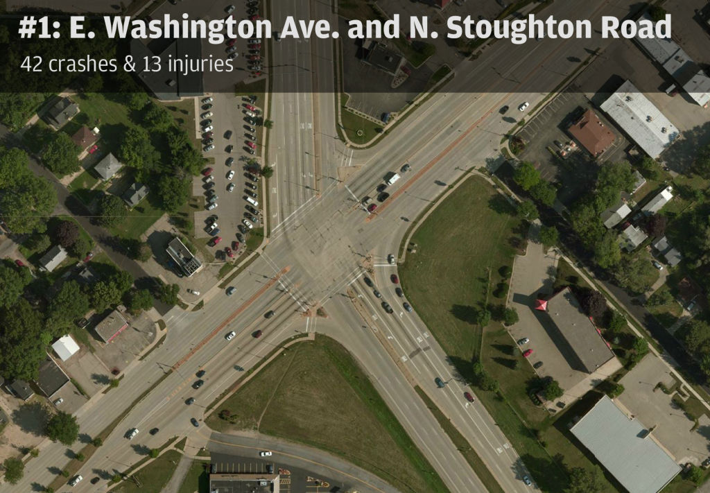 #1: East Wash and Stoughton