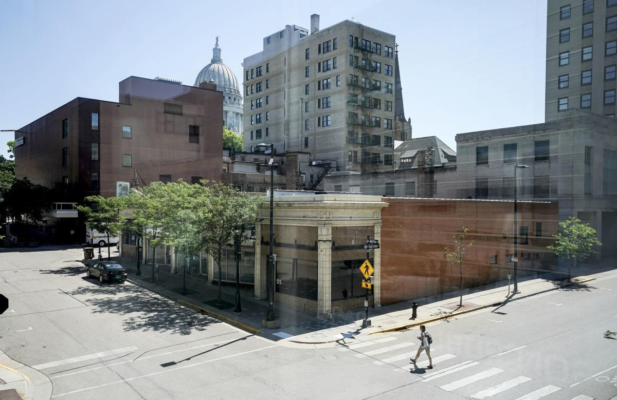 Condos After Dark 100 Wisconsin Avenue >> City Seeks Repairs On Downtown Buildings As Owner Pursues Demolition