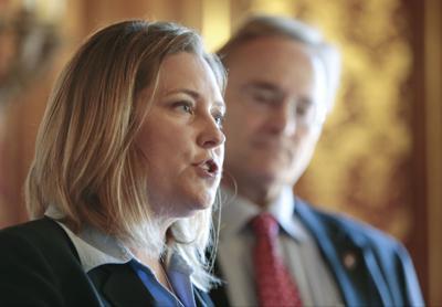 Democratic lawmakers propose new model for economic development