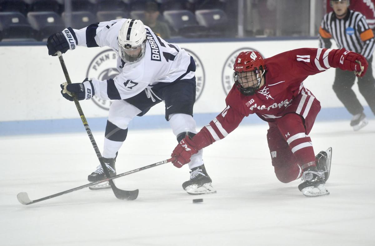 Wisconsin Penn St Hockey