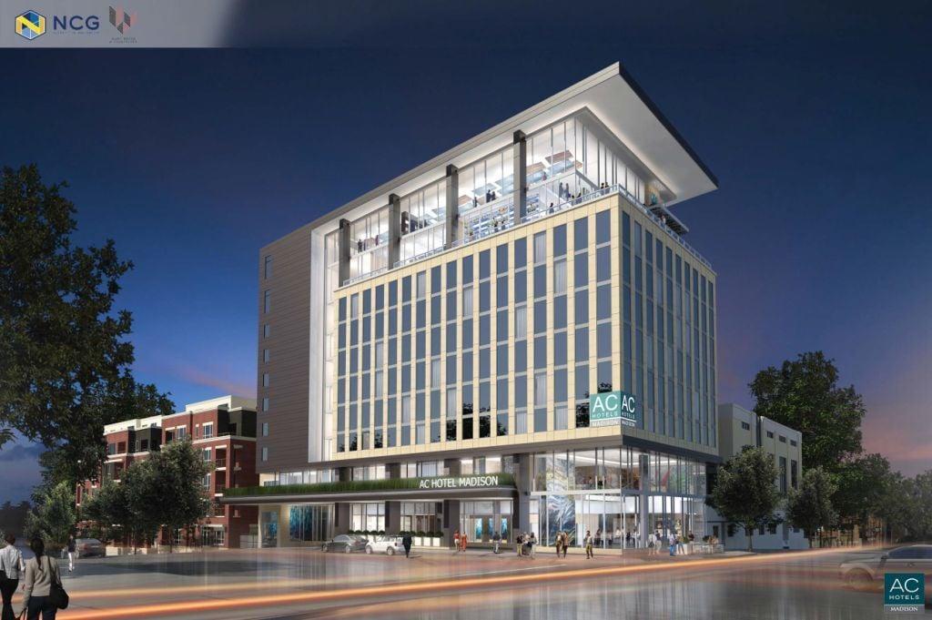 Proposed AC Hotel