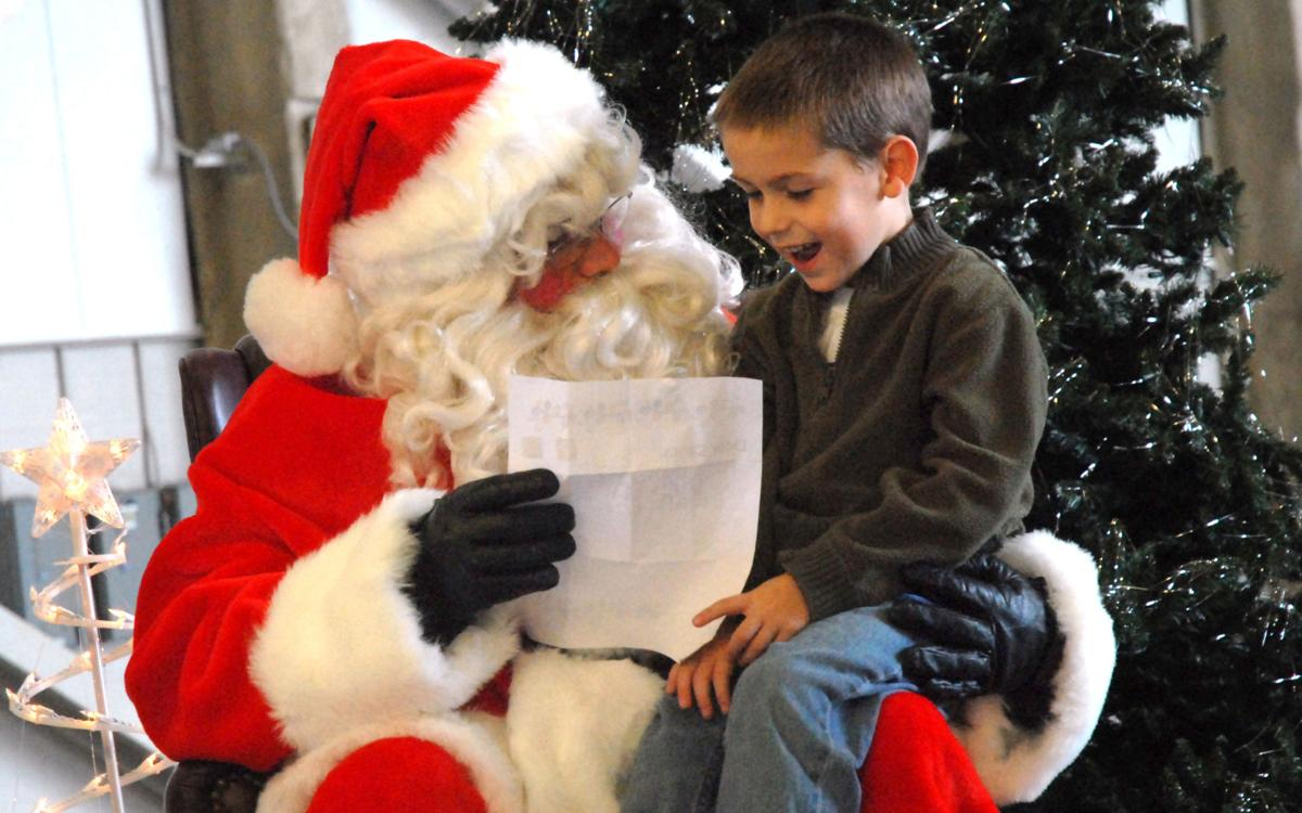 The 32nd Annual Children's Holiday Party