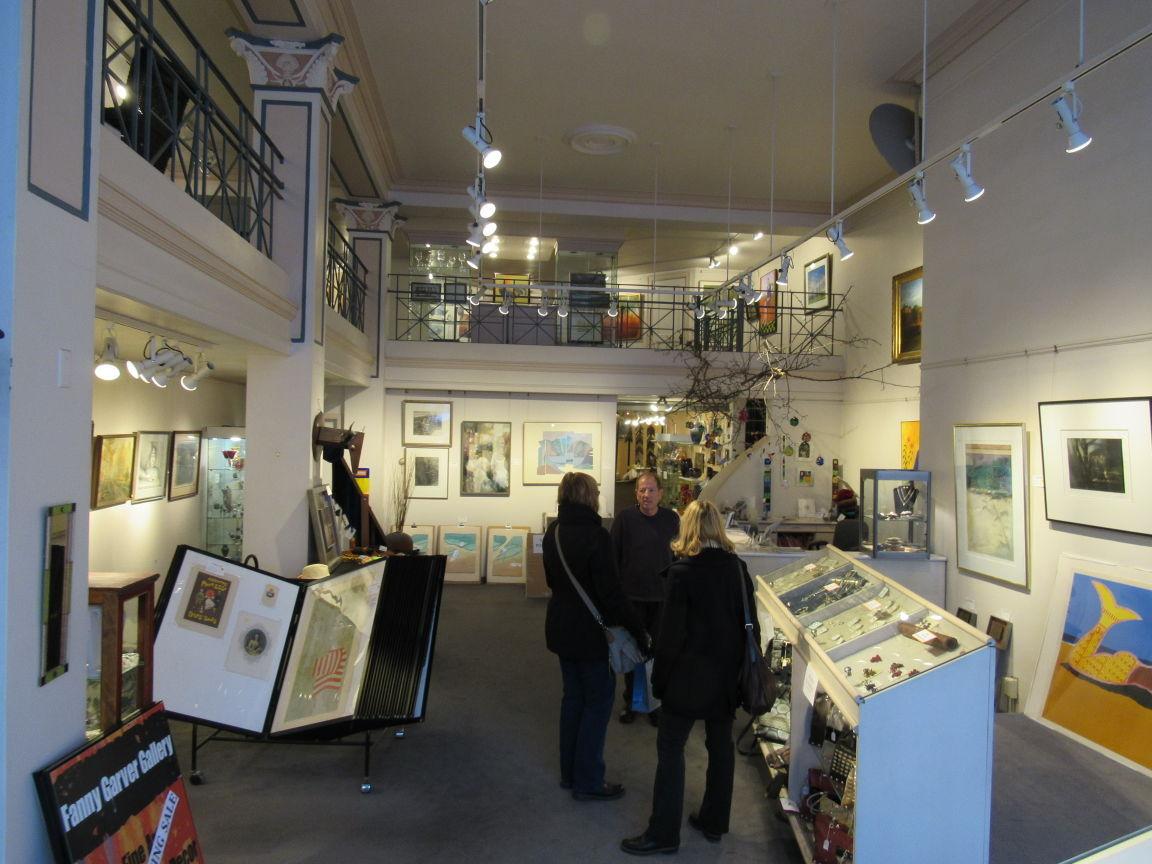 Fanny Garver Gallery