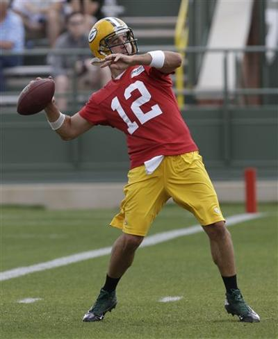 Packers  Aaron Rodgers as competitive as ever after decade in Green ... 618ec474a