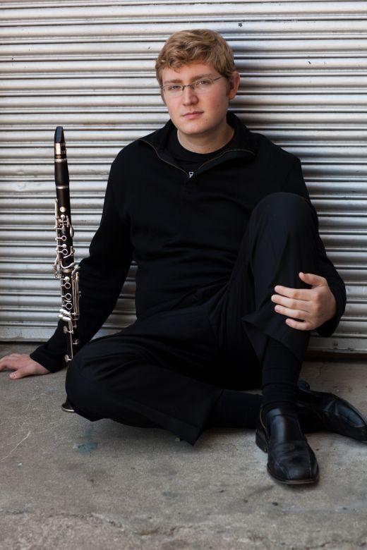 Joseph Morris, clarinet