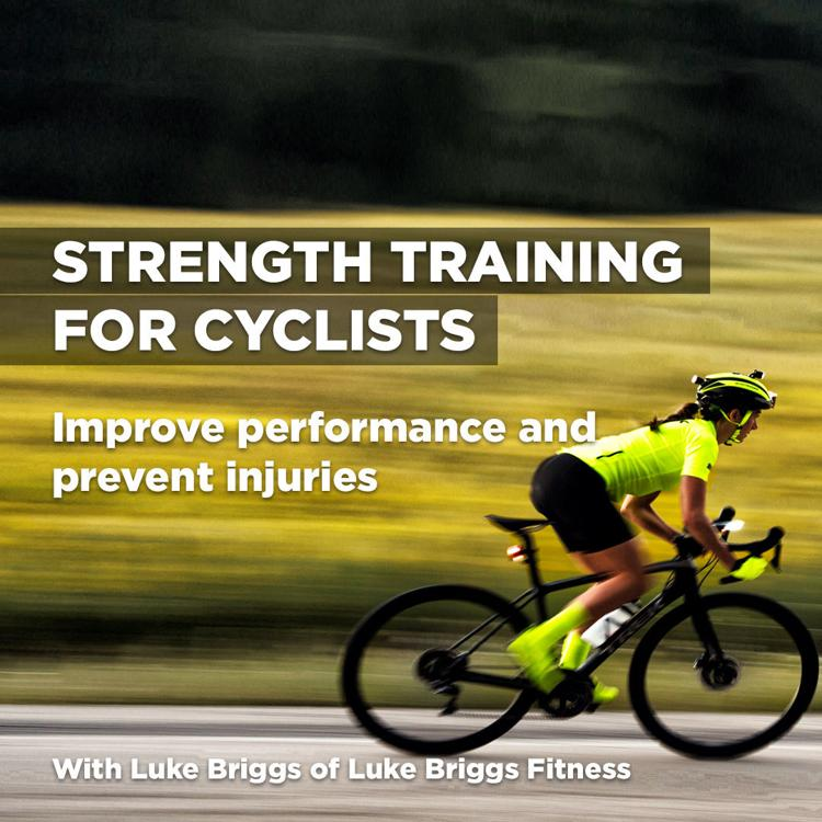 Strength Training for Cyclists