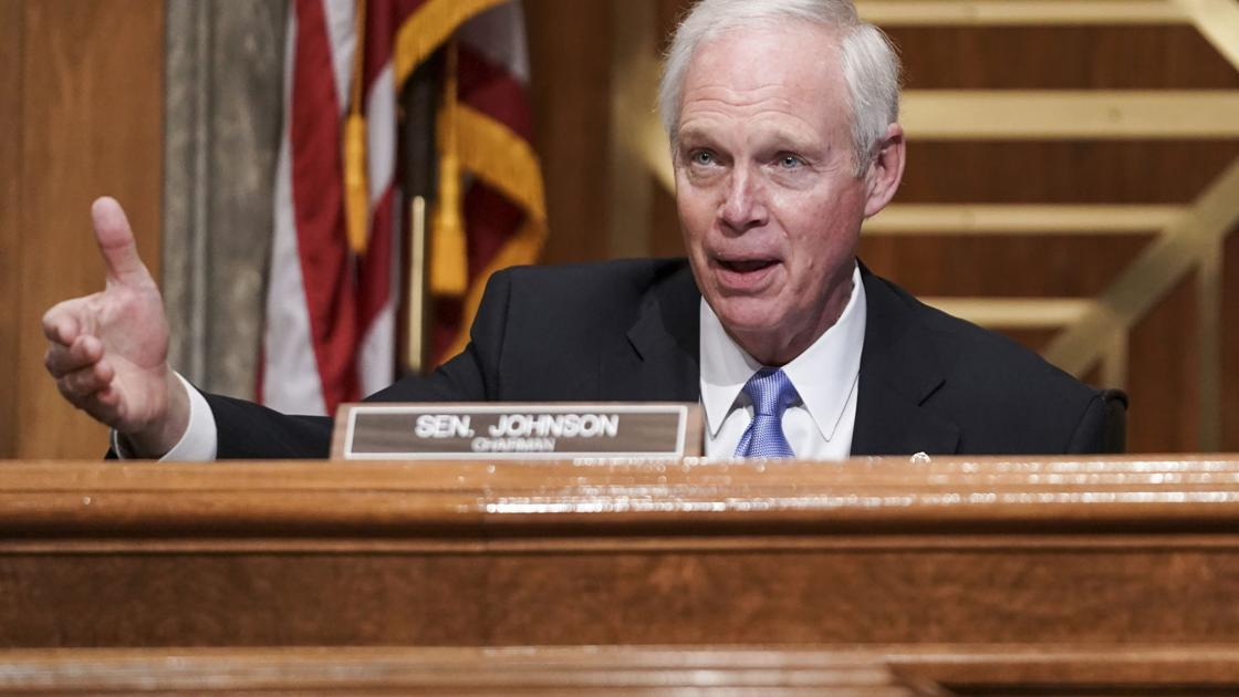 Editorial: Expel Ron Johnson from the Senate