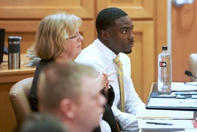 Defense: Alleged victim in Quintez Cephus case 'organized' threesome; woman says 'absolutely not'