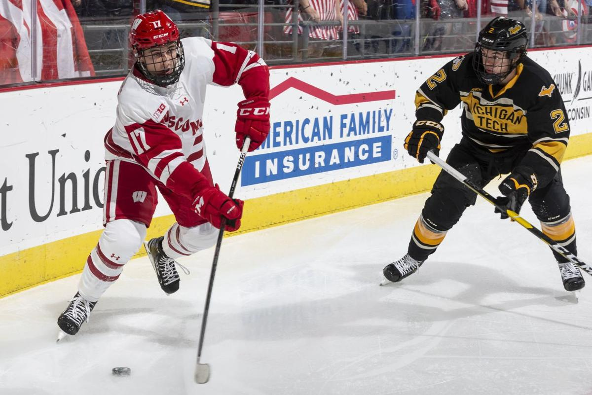 entering series against no. 6 penn state, wisconsin badgers facing