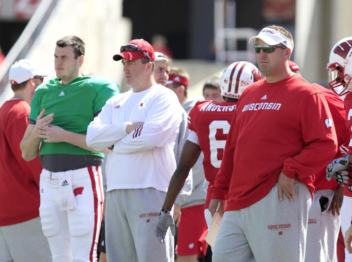 Chryst, Bielema photo