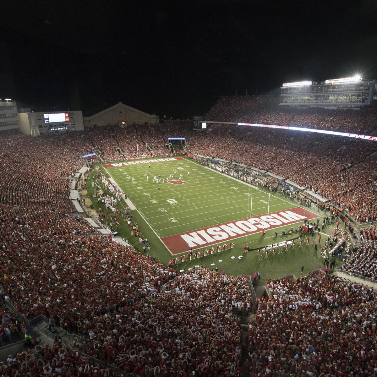 Badgers Football Stage Set For New Era At Camp Randall
