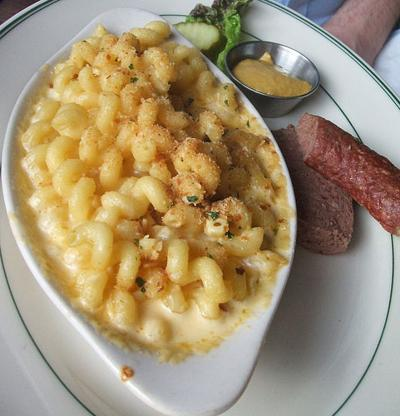 old fashioned mac and cheese