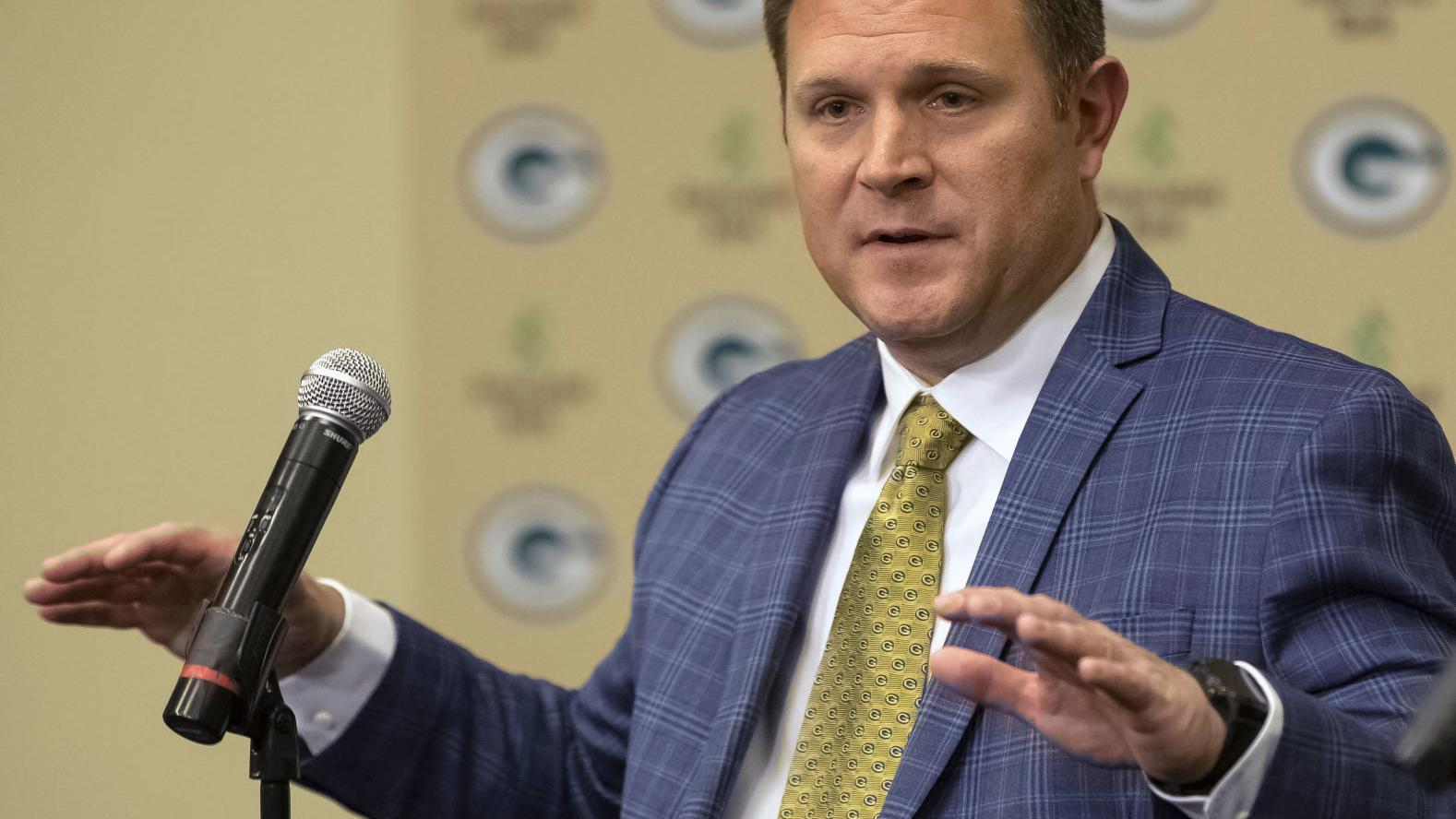 Packers GM Brian Gutekunst saw Ha Ha Clinton-Dix trade as sure way to get a pick