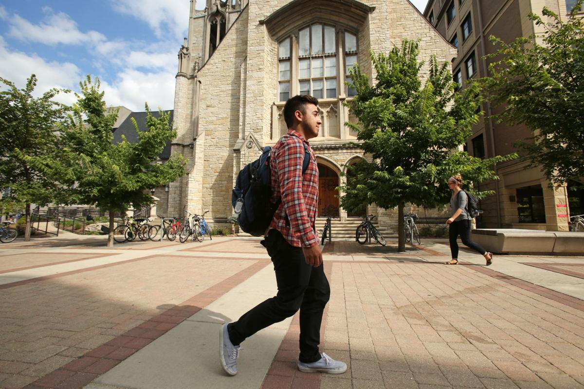 Attending One Of Madison Areas Most >> As Cost To Attend Uw Madison Rises Concerns About Access Grow As
