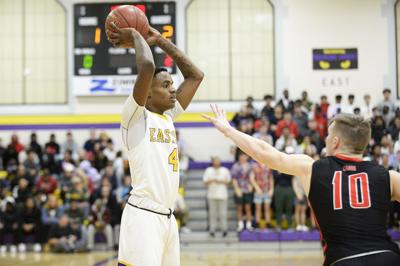 Prep boys basketball: Madison East's Anthony Washington