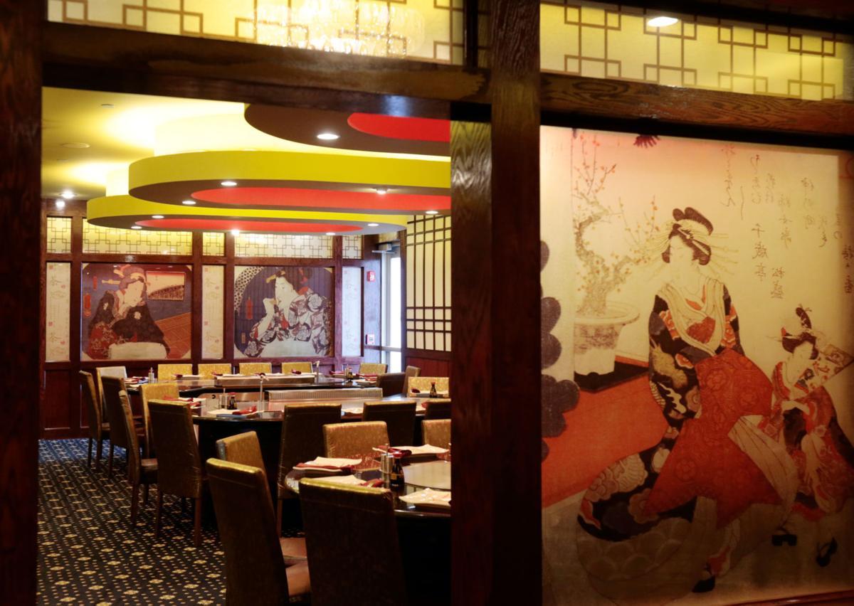 Fuji Hibachi Tables