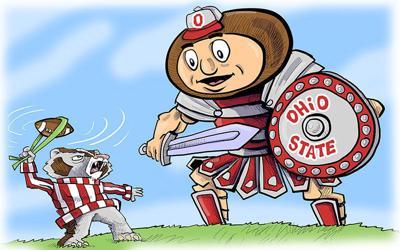 Bucky takes on Goliath