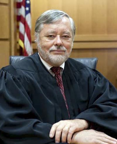 Dane County Circuit Judge David Flanagan file photo