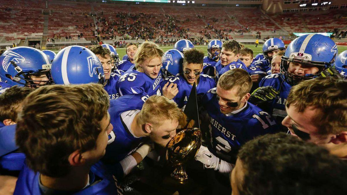 WIAA Division 5 state football preview: Amherst vs. Cedar Grove ...