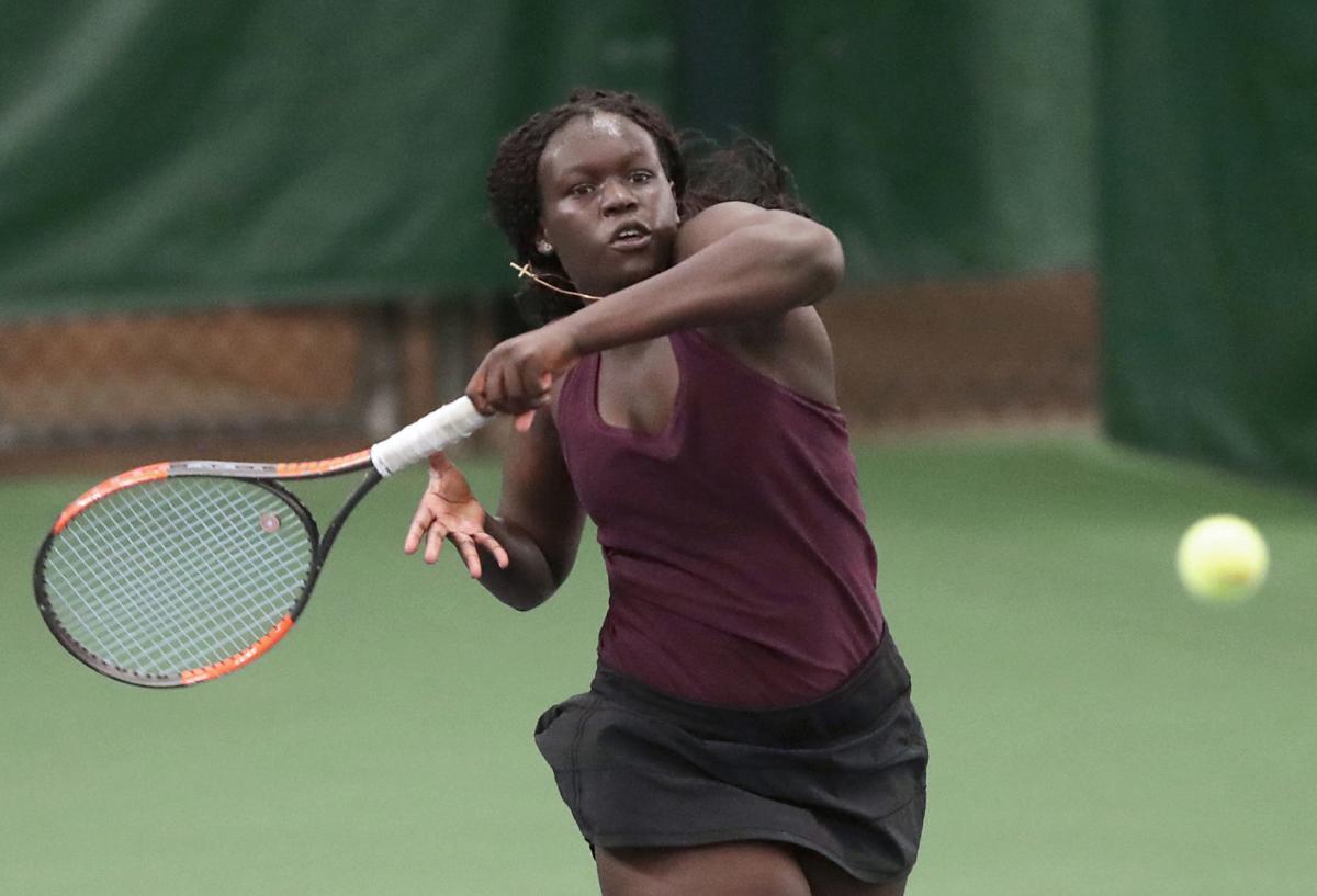 WIAA state girls tennis tournament