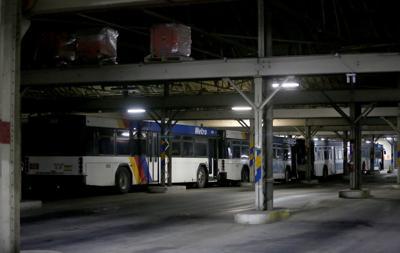 Metro Transit garage