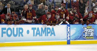 Badgers Men S Hockey Uw Serves As Host School For 2016 Frozen Four