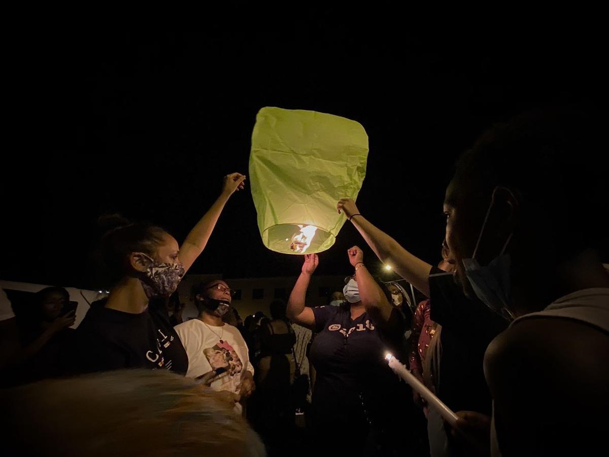 Vigil for Anisa