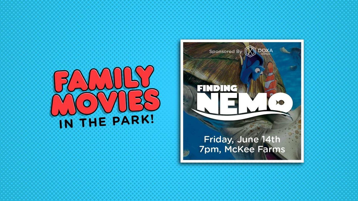 Family Movies in the Park!