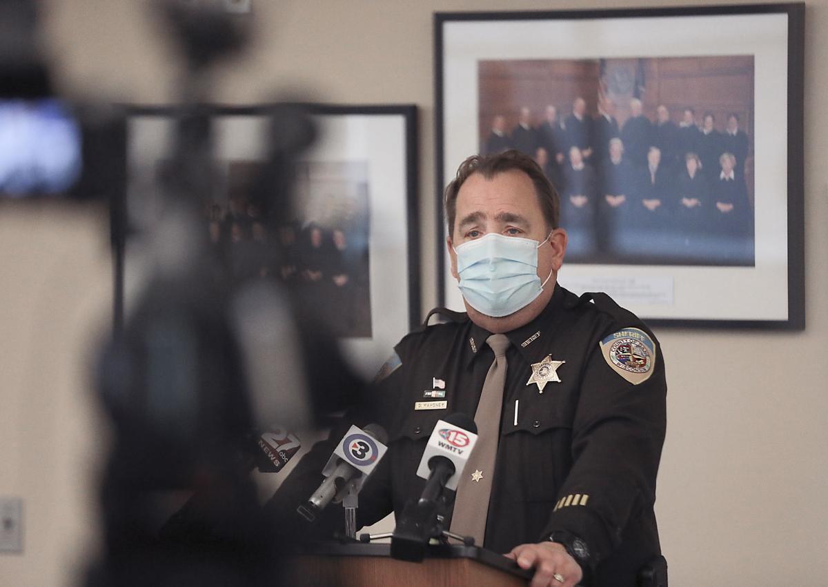 Sheriff Dave Mahoney 2