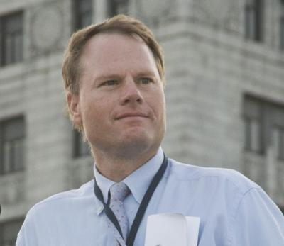 Trek president John Burke writes a political book