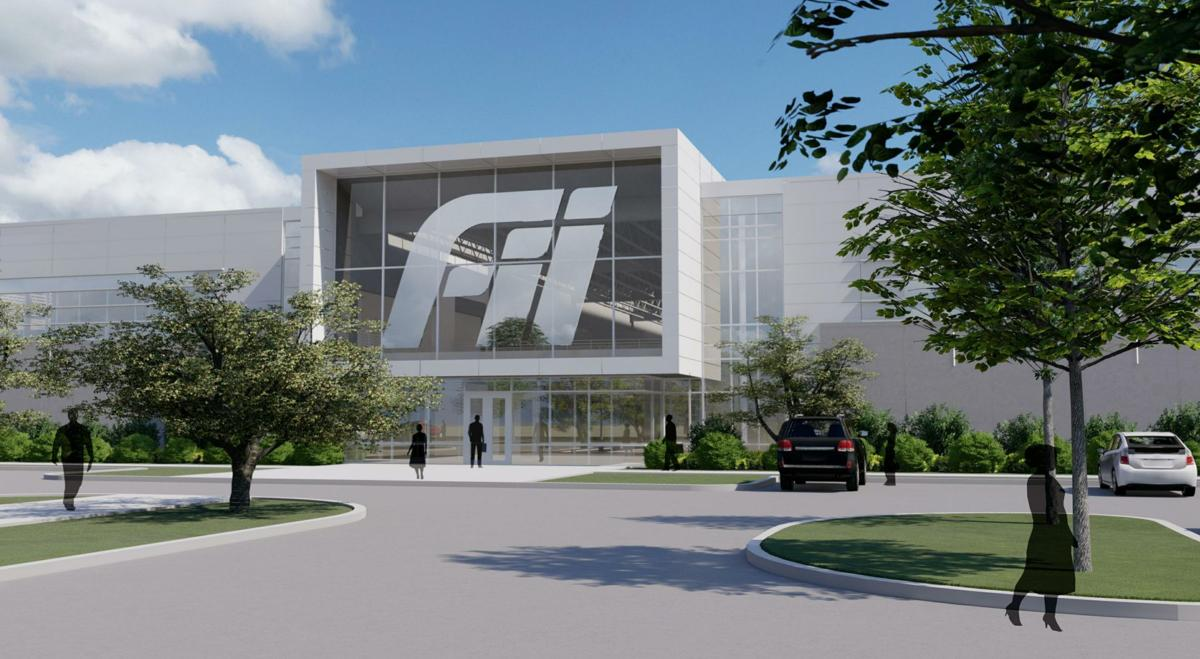 the Fii Smart Manufacturing Center