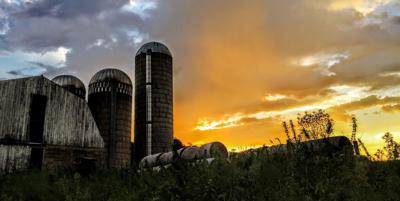 Sun rises, sun sets on the Hardie farm (copy)