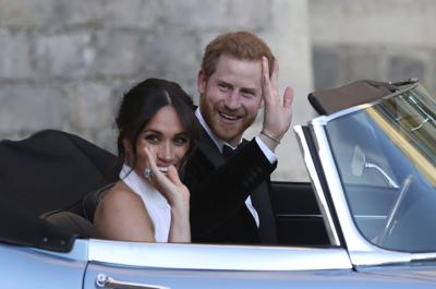 Meghan Markle seems miserable as a British duchess. She should come back to Chicago. (Prince Harry also welcome.)