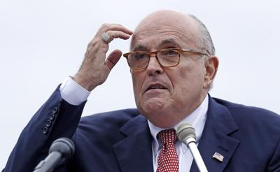 New York Daily News: Rudy Giuliani travels dirty road of smears and dirty tricks