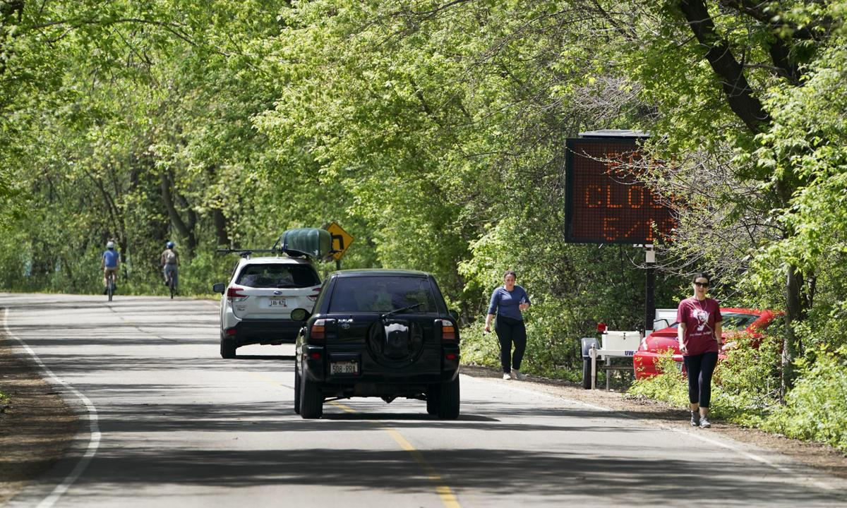 Arboretum Drive goes carless